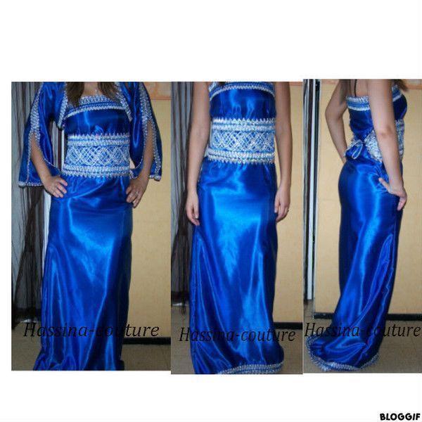 robe bustier avec bolero