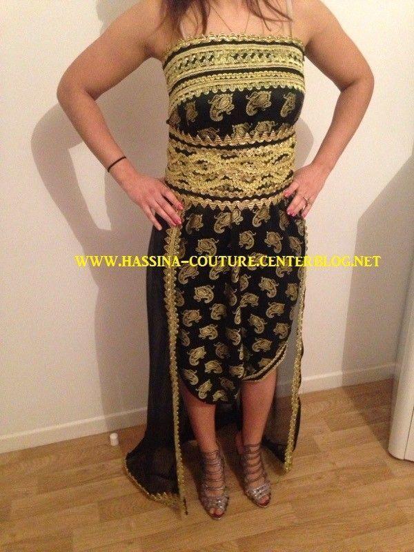 robe kabyle sarouel