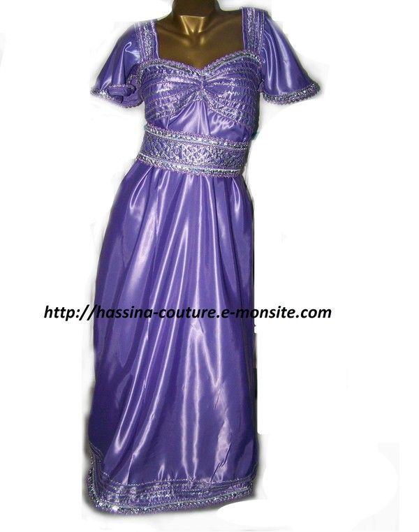 tenue kabyle moderne